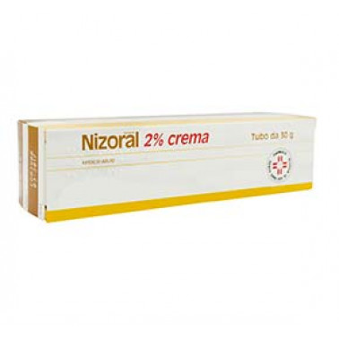 JOHNSON & JOHNSON SpA - NIZORAL*CREMA DERM 30G 2%