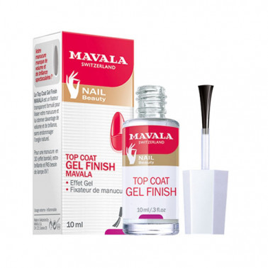 MAVALA ITALIA Srl - MAVALA TOP COAT GEL FINISH 10ML