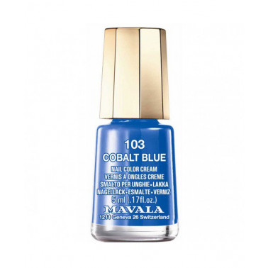 MAVALA ITALIA Srl - MAVALA MINICOLOR 103 COBALT BLUE 5ML