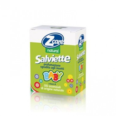 BOUTY SpA - ZCARE NATURAL BABY SALVIETTE 10PZ