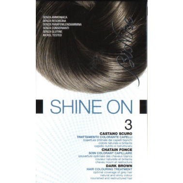 BIONIKE - BIONIKE SHINE ON CAPELLI 3 CASTANO SCURO