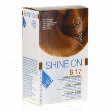 BIONIKE - BIONIKE SHINE ON HIGH SENSITIVITY 8.17 BIONDO CHIARO TEAK