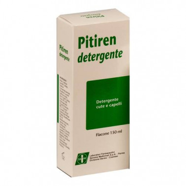 SAVOMA MEDICINALI SpA - PITIREN DETERGENTE CUTE/CAPELLI 150ML
