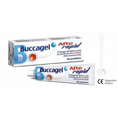 CURADEN HEALTHCARE SpA - BUCCAGEL AFTE RAPID GEL 10ML