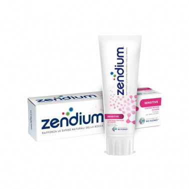 UNILEVER ITALIA SpA - ZENDIUM DENTIFRICIO SENSITIVE 75ML