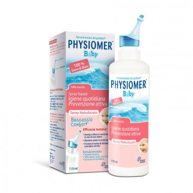SANOFI - PHYSIOMER BABY Spray Nasale Igiene Quotidiana 115ml