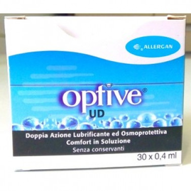 ALLERGAN SpA - OPTIVE UD 30FL MONODOSE DA 0.4ML