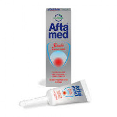 BRACCO SpA DIV.FARMACEUTICA - AFTAMED SCUDO Gel Orale 10ml
