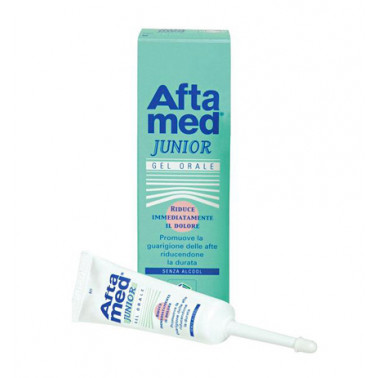 BRACCO SpA DIV.FARMACEUTICA - AFTAMED Junior Gel Orale 15ml
