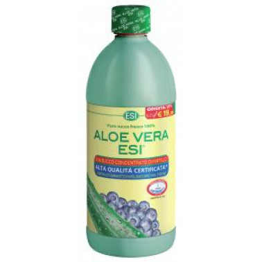 ESI SpA - ALOE VERA Succo Mirtillo 1000ml