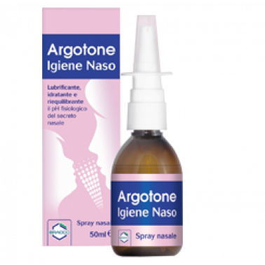 BRACCO SpA DIV.FARMACEUTICA - ARGOTONE IGIENE NASO SPRAY 50ML