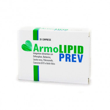 ROTTAPHARM SpA - ARMOLIPID Prev Integratore Alimentare 20compresse
