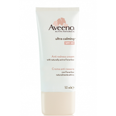 AVEENO - AVEENO ULTRA CALMING Crema anti-rossore SPF20 50ml