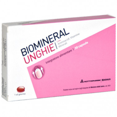 ROTTAPHARM SpA - BIOMINERAL Unghie 30cps