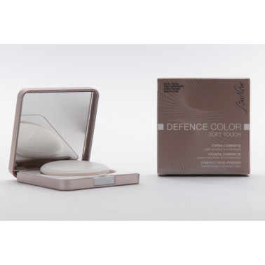 BIONIKE - BIONIKE DEFENCE COLOR Soft Touch Cipria Compatta Ivoire 8gr
