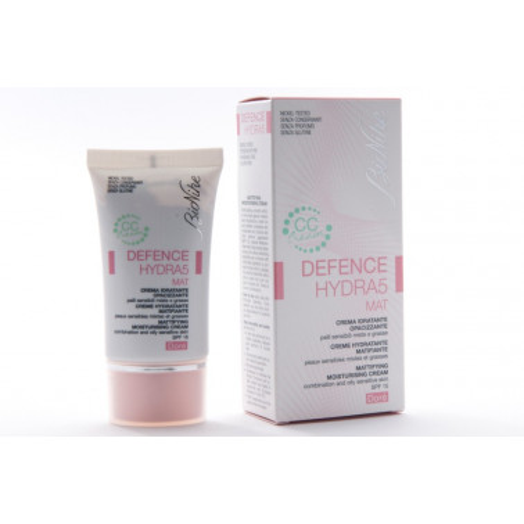 BIONIKE - BIONIKE DEFENCE Hydra5 Mat Cc Crm Doré spf15 40ml