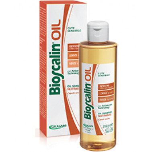 GIULIANI SpA - BIOSCALIN Oil Olio Shampoo Nutriente 200ml