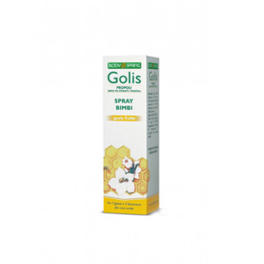 BODYSPRING - BODYSPRING GOLIS Spray Bimbi 25ml