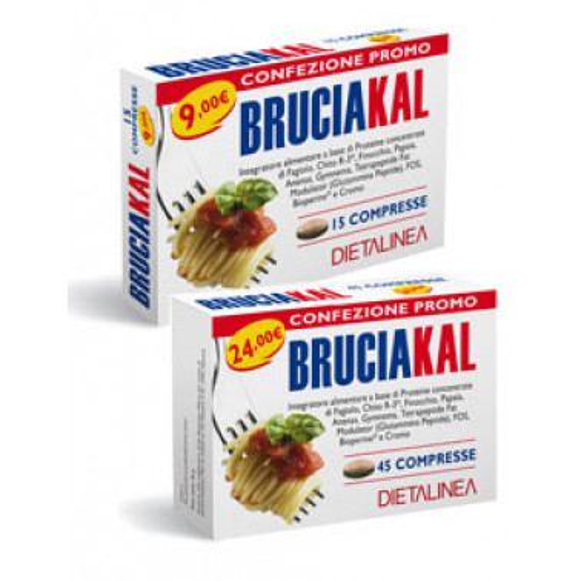 DIETALINEA - BRUCIAKAL 45cpr