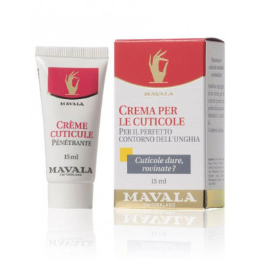MAVALA ITALIA Srl - MAVALA CREMA PER CUTICULE 15ML