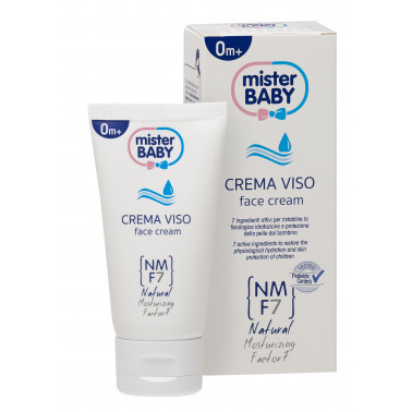 COSWELL SpA - MISTER BABY CREMA VISO 50ML