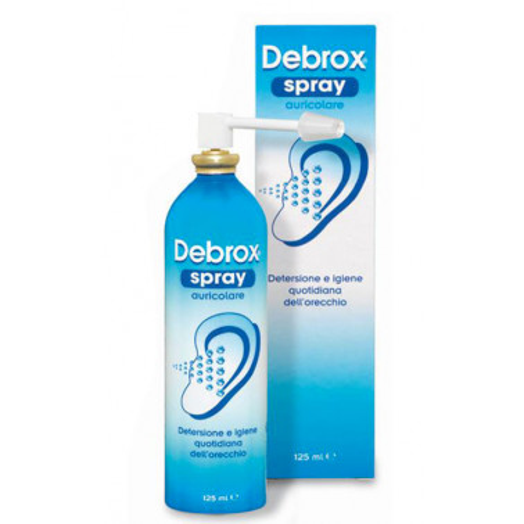 AVANTGARDE (Gruppo SIGMA-TAU) - DEBROX Spray Auricolare 125ml