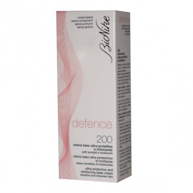 BIONIKE - BIONIKE DEFENCE TOLERANCE 200 CREMA BASE ULTRA-PROTETTIVA E RINFORZANTE 50ML