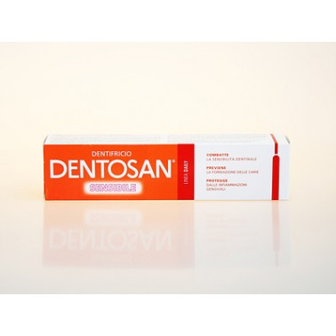 JOHNSON & JOHNSON - DENTOSAN Daily Dentifricio Sensibile 75ml