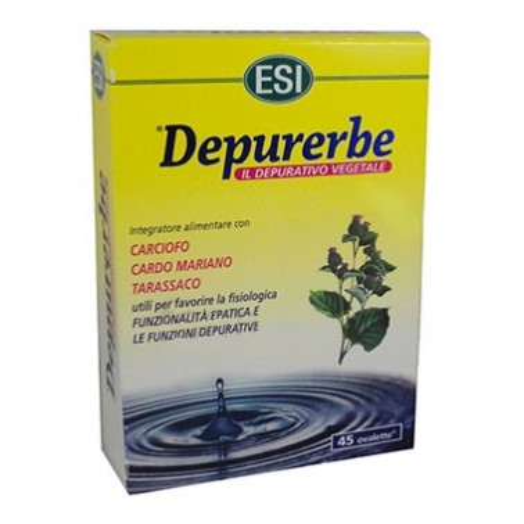 ESI SpA - DEPURERBE 45 Ovalette