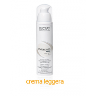 DUCRAY (Pierre Fabre It. SpA) - DUCRAY MELASCREEN ECLAT CREMA LEGGERA SPF15 40ML