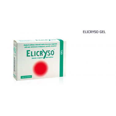 DEPOFARMA SpA - ELICRYSO Gel Vag 14bs 1.5ml