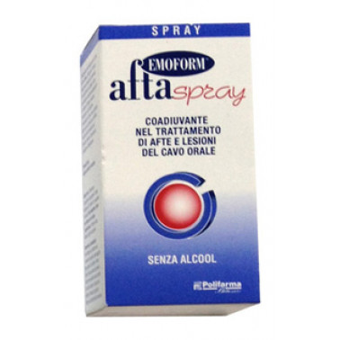 POLIFARMA - EMOFORM Aftaspray 15ml