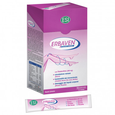 ESI SpA - ERBAVEN POCKET DRINK 16X20ML