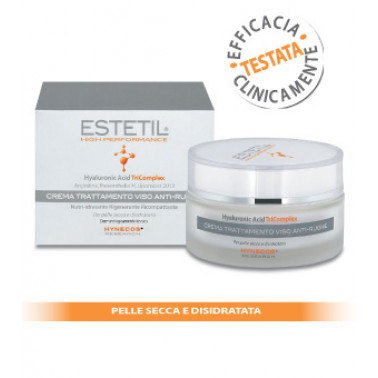 POOL PHARMA Srl - ESTETIL Crema Trattamento Viso Antirughe 50 ml
