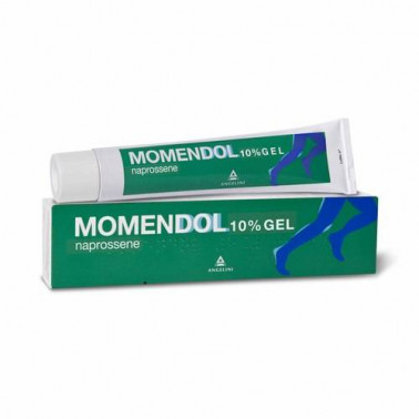 ANGELINI SpA - MOMENDOL*GEL 50G 10%