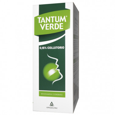 ANGELINI SpA - TANTUM VERDE*COLLUT 240ML