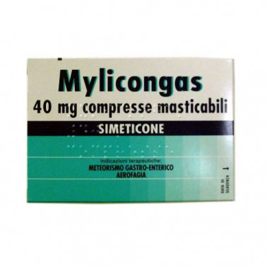JOHNSON & JOHNSON SpA - MYLICONGAS*50CPR MAST 40MG