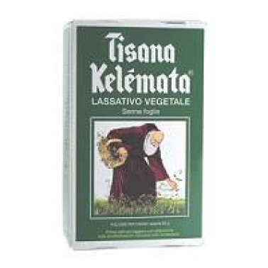 KELEMATA Srl - TISANA KELEMATA*ERBE OS 80G