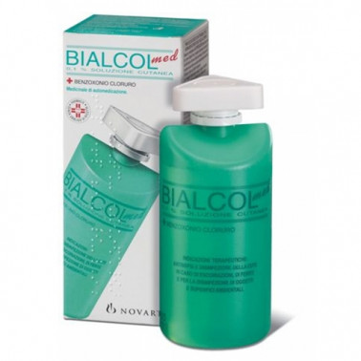 GLAXOSMITHKLINE C.HEALTH.SpA - BIALCOL MED*SOL CUT 300ML 0.1%