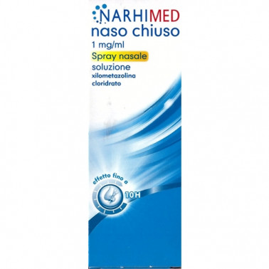 GLAXOSMITHKLINE C.HEALTH.SpA - NARHIMED NASO CHIUSO*AD SPRAY