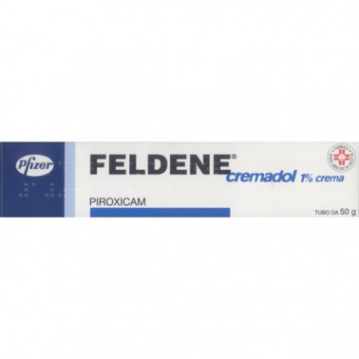 PFIZER ITALIA Srl - FELDENE CREMADOL*CREMA 50G 1%