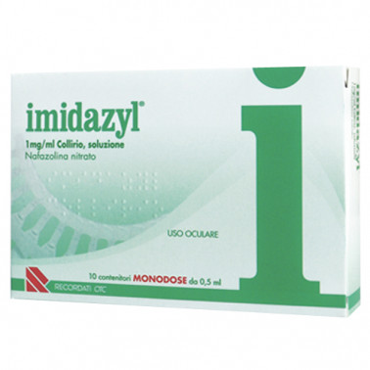 RECORDATI SpA - IMIDAZYL*COLL 10FL 1D 1MG/ML