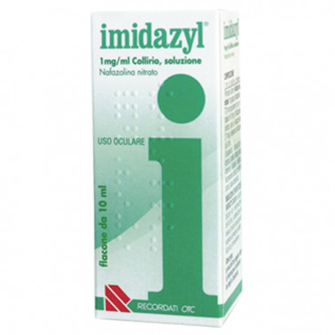RECORDATI SpA - IMIDAZYL*COLL FL 10ML 0.1%