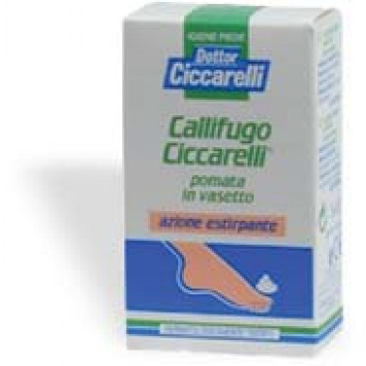 CICCARELLI SpA - IGIENEPIEDE Callif Pomata Vaso 5ml