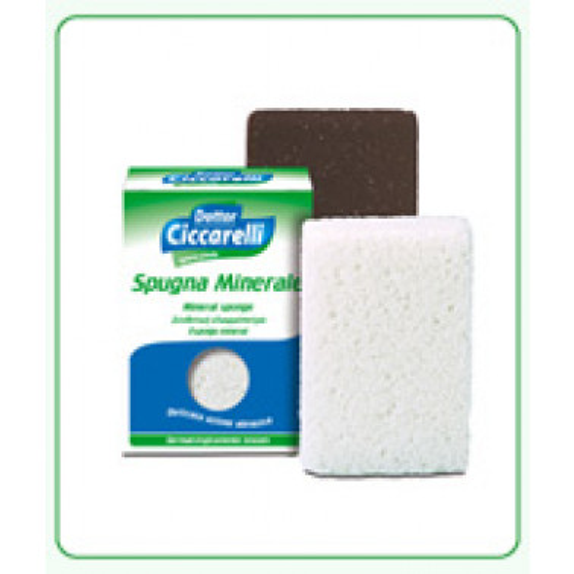 CICCARELLI SpA - IGIENEPIEDE Spugna Minerale Nera