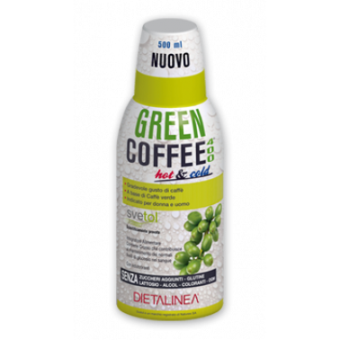 DIETALINEA - DIETALINEA GREEN COFFEE 400