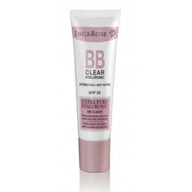 INCAROSE - INCAROSE BB CLEAR HYALURONIC SPF25 MEDIUM 30ML