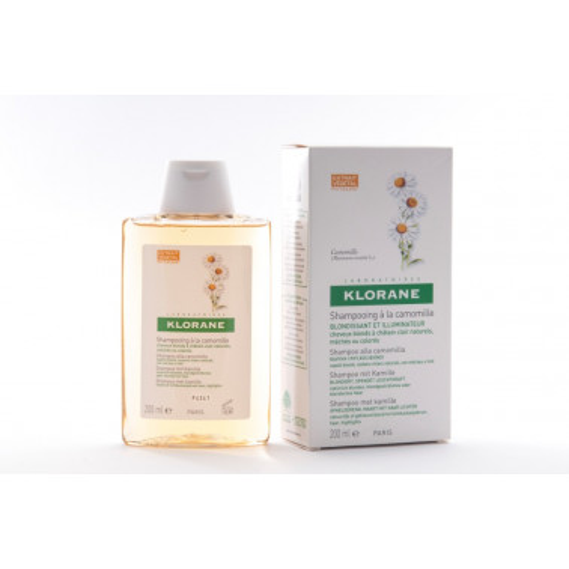 KLORANE - KLORANE Shampoo alla Camomilla 200ml
