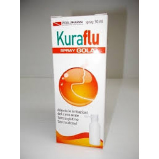 POOL PHARMA Srl - KURAFLU Spray Gola 30ml