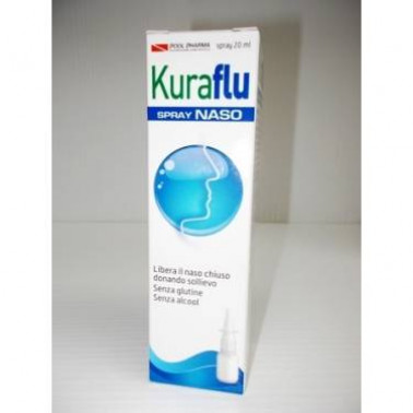 POOL PHARMA Srl - KURAFLU Spray Naso 20ml